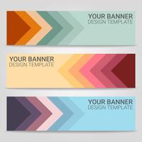 De abstracte mooie achtergrond van het bannermalplaatje, Vectorillustratie, Ontwerp voor bedrijfspresentatie