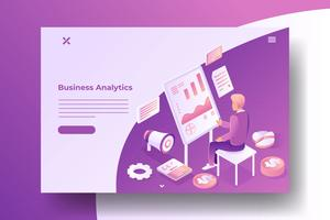 Business Analytics-concept