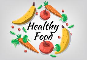 Fruit and Vegetable as Healthy Food