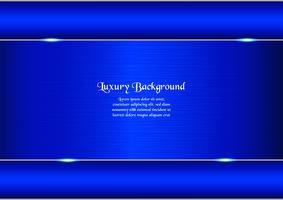 Fondo azul abstracto en concepto superior con el espacio de la copia. Diseño de la plantilla para la cubierta, la presentación del negocio, la bandera del web y el empaquetado.