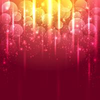 Light Gold and Red abstract vector background