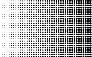 Vettore astratto bianco della priorità bassa. Astratto grigio Sfondo di design moderno per report e modello di presentazione del progetto. Illustrazione vettoriale. Semitono punteggiato di colore nero e forma circolare