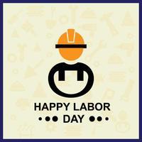 Labor Day Illustration für Ihr Projekt