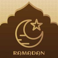 Ramadan-Symbol für Ihr Projekt