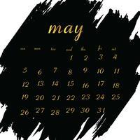 Kalender 2019 för ditt projekt