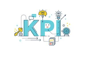KPI: Key Performance Indicator word