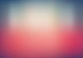 Abstract blurred background vibrant color with halftone gradient effect texture.