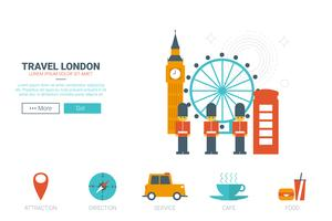 Travel London Concept