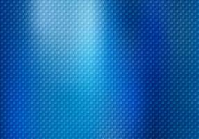 Abstract squares pattern texture on blue metallic  background.