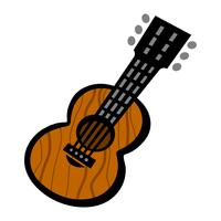 Guitarra vector