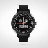 Modern and fashionable watch