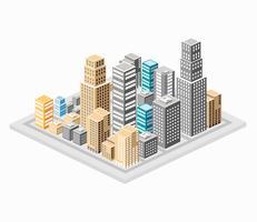 Fond de la ville