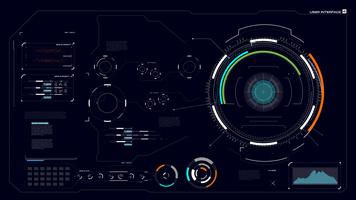 Interface graphique HUD 004