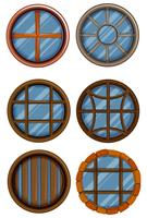 Different design of round window