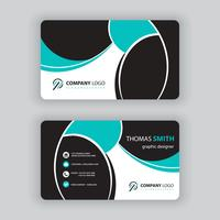vector business card
