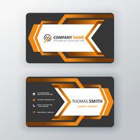 creative corporate card