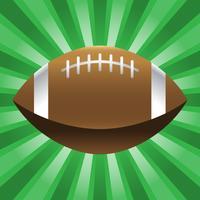 American Football vector icon