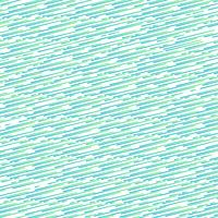 Abstract blue and green gradient color thin rounded line pattern tilted pattern on white color background and texture.