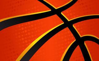 Vector de baloncesto