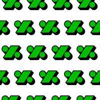 Procent symbolmattikikon, procentuell grafik