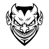 Faccia del diavolo