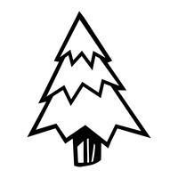 Baum Vektor Icon