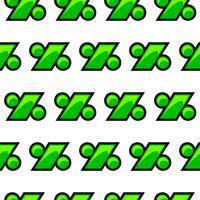 Prozentzeichen Mathe-Symbol, Prozent Grafik