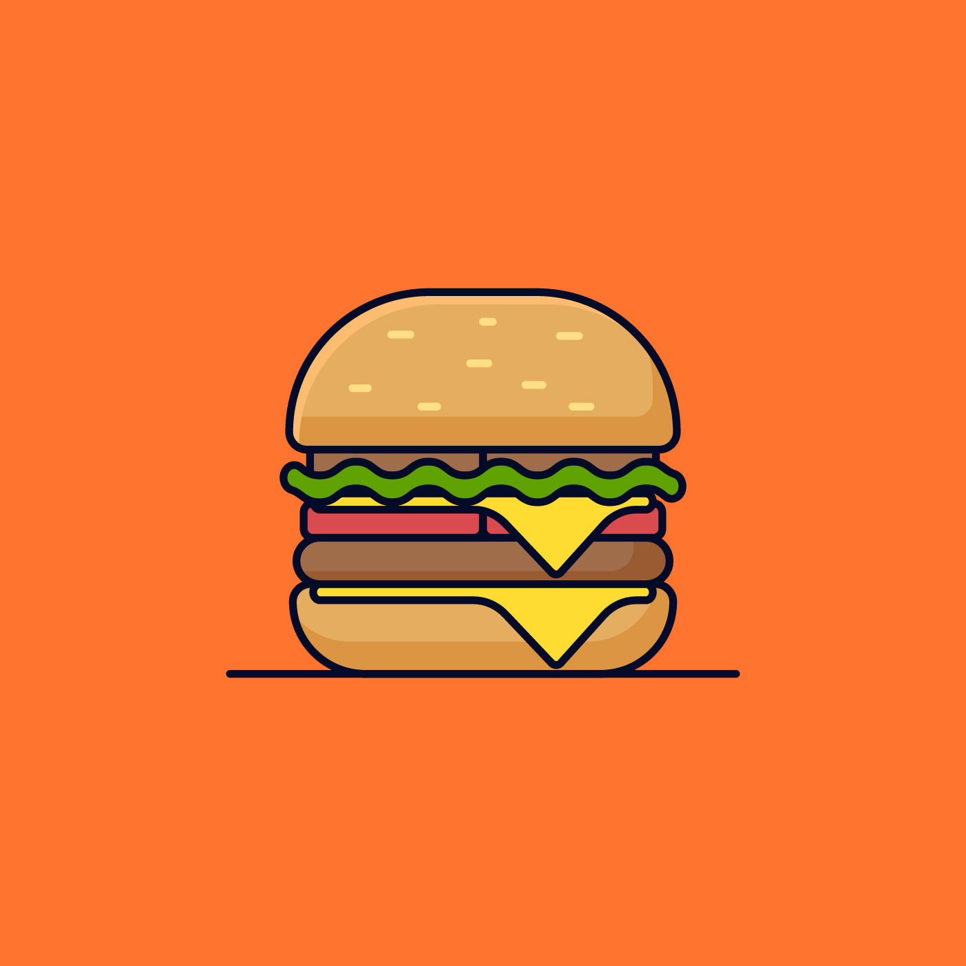 Double Cheese Burger Download Free Vectors Clipart Graphics