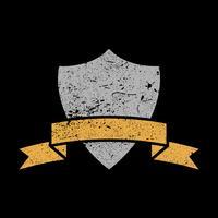 Icono de vector escudo escudo
