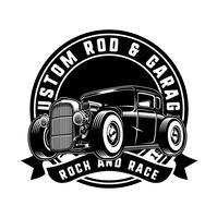 Hotrod classique