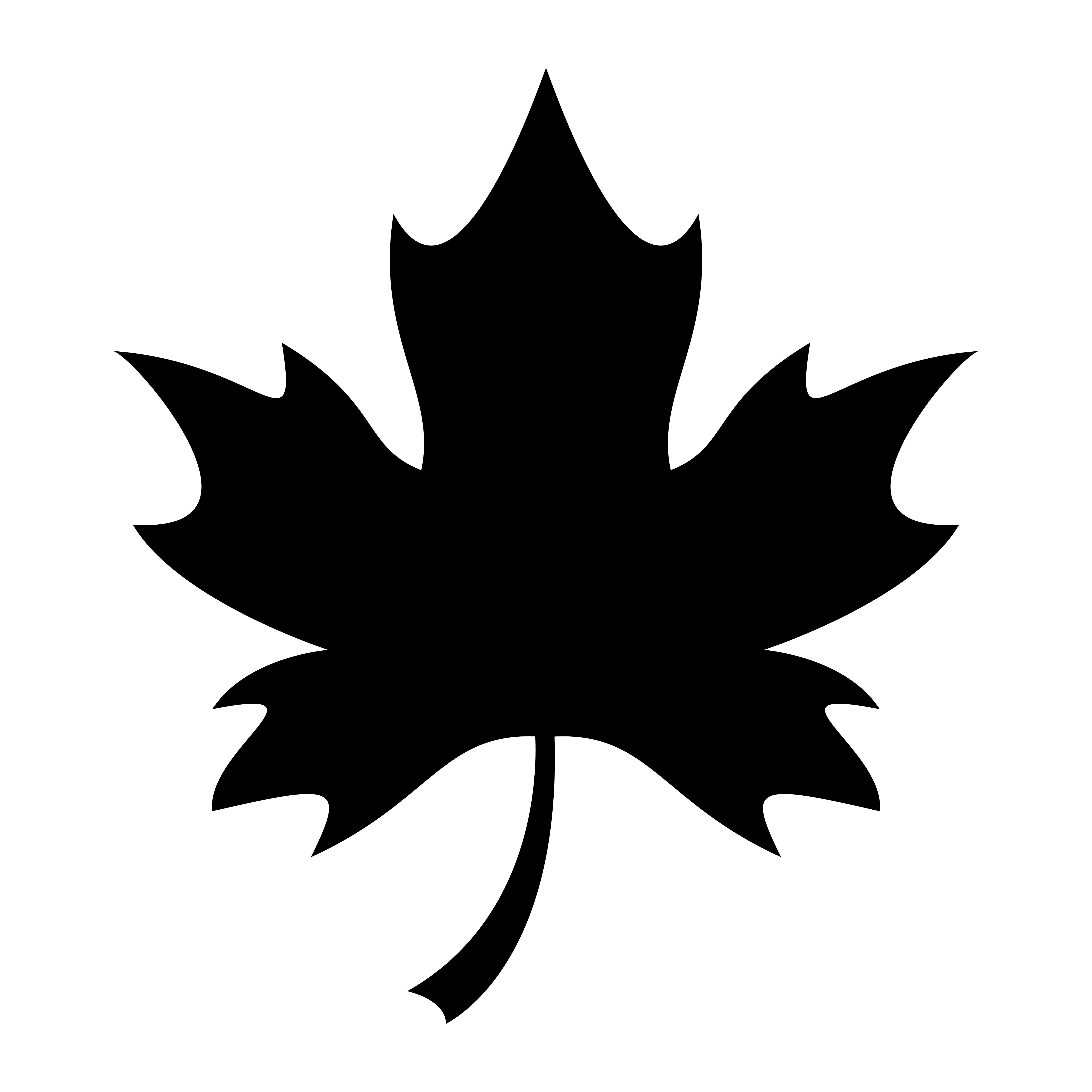 Autumn Maple Leaf Vector Logo Download Free Vectors Clipart Graphics Vector Art