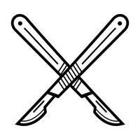 Skalpellwerkzeug für die medizinische Chirurgie
