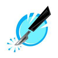 Outil de scalpel de chirurgie médicale