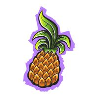 Ananas fruit
