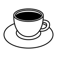 Coffee Drink vector icon