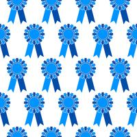 Winner Prize Ribbon vector