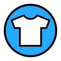 Vector de plantilla de camiseta
