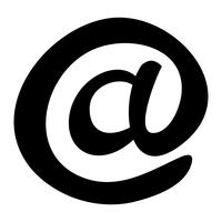 Email al simbolo