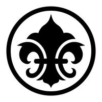 Fleur de lis-symbool