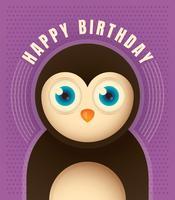 Animal birthday card