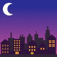 Night City Building