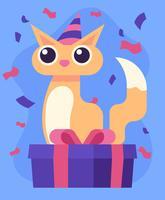 Feliz aniversário animais