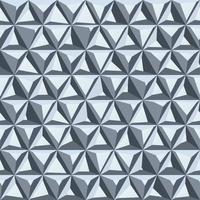 Polygon abstract seamless background.