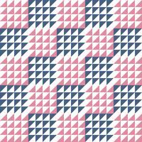 Minimal Triangle Pattern vector