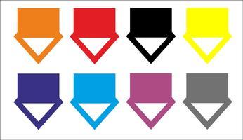 Diseño de plantilla de banner de venta, oferta especial de gran venta. Oferta especial de fin de temporada de banner. ilustración vectorial - Vektör