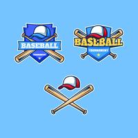 Baseball Tournament Badge