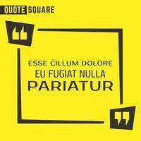 Quote speech text box