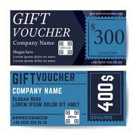 Plantilla de cheque regalo