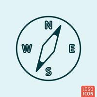 Icoon lijn ontwerp