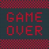Old game over